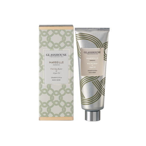 GLASSHOUSE FRAGRANCES HAND CREAM 125ML - MARSEILLE