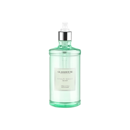 GLASSHOUSE FRAGRANCES HAND WASH 500ML - AMALFI COAST