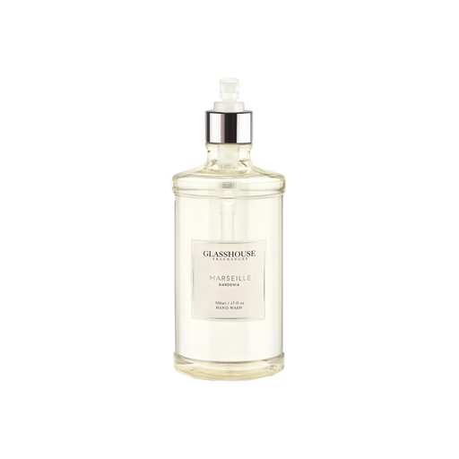 GLASSHOUSE FRAGRANCES HAND WASH 500ML - MARSEILLE