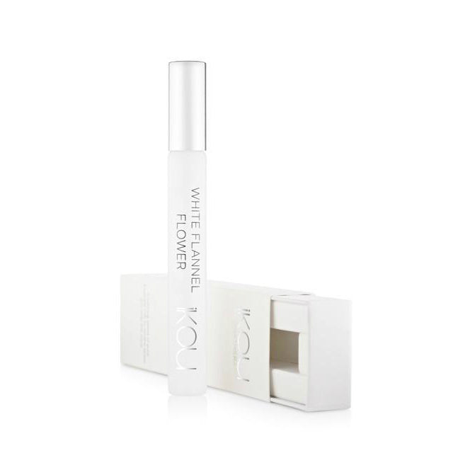 iKOU AROMATHERAPY ROLL-ONS 10ML - WHITE FLANNEL FLOWER