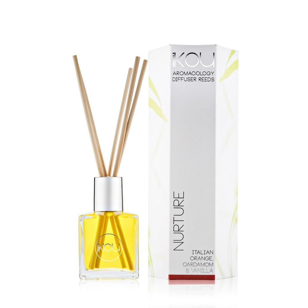 iKOU ECO-LUXURY REED DIFFUSER 175ML - NURTURE