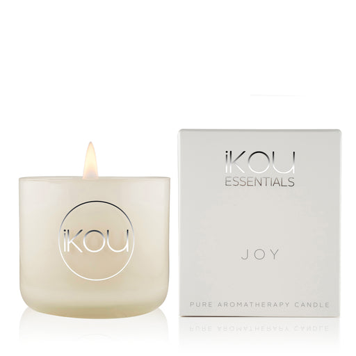 iKOU ESSENTIALS SMALL CANDLE 85G - JOY