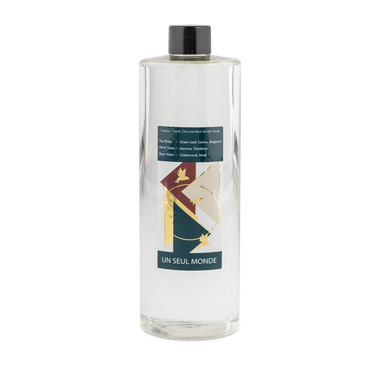 MAX BENJAMIN ILUM COLLECTION 500ML - UN SEUL MONDE REFILL