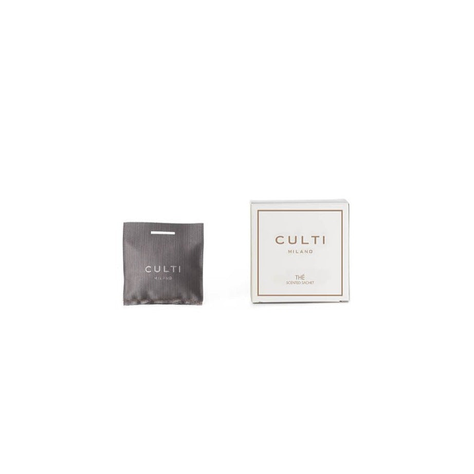 CULTI HOME FRAGRANCE SCENTED SACHET THÉ