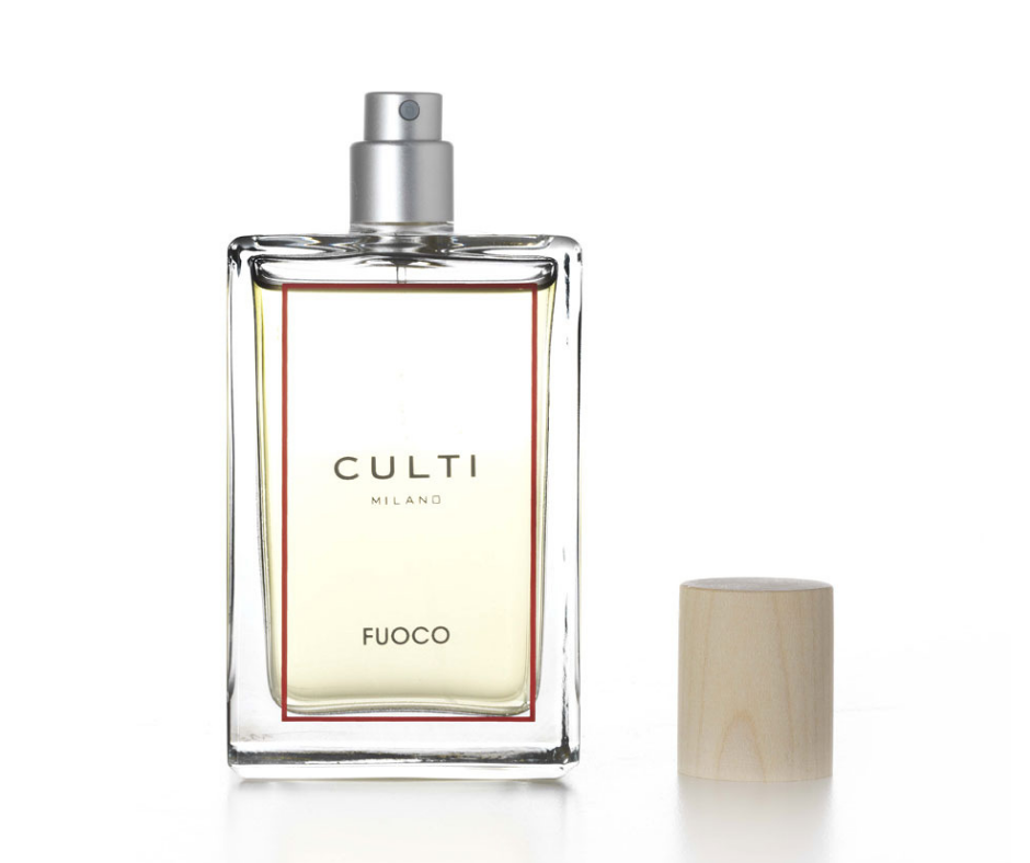 CULTI MILANO SPRAY 100ML - FUOCO
