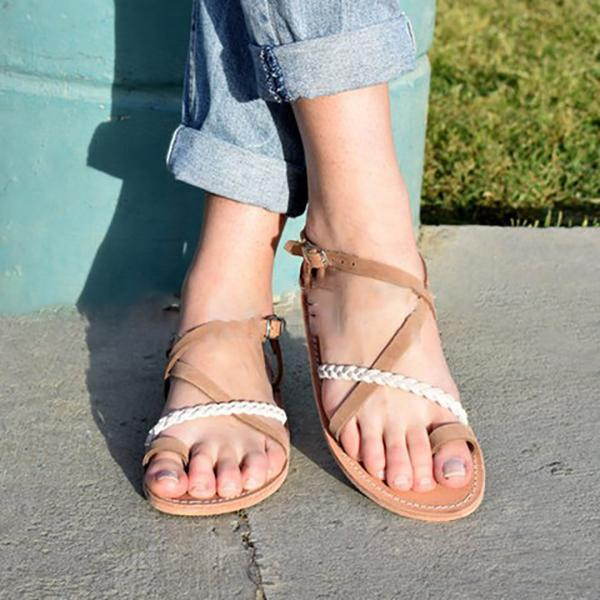 Casual Vacation Beach Flat Sandals