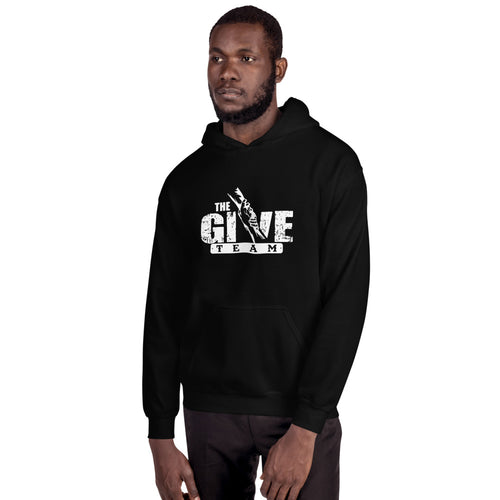 GIVE TEAM Warm Up Hoodie