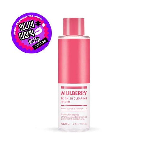 Mulberry Blemish Clearing Toner A'pieu