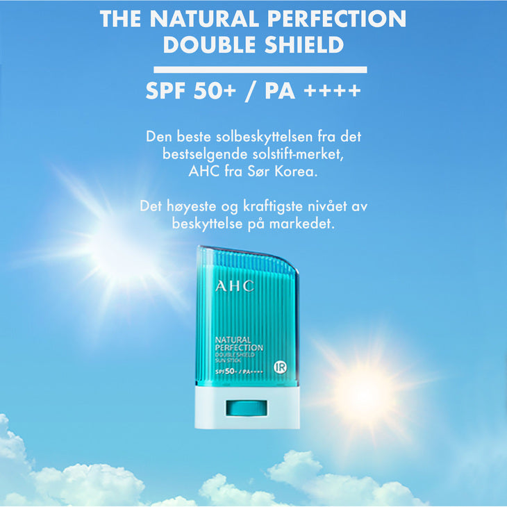 AHC Natural Perfection Double Shield Sun Stick SPF 50 - Kul-Pibu