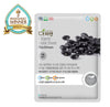 Organic Black Bean Sheet Mask - Kul-Pibu