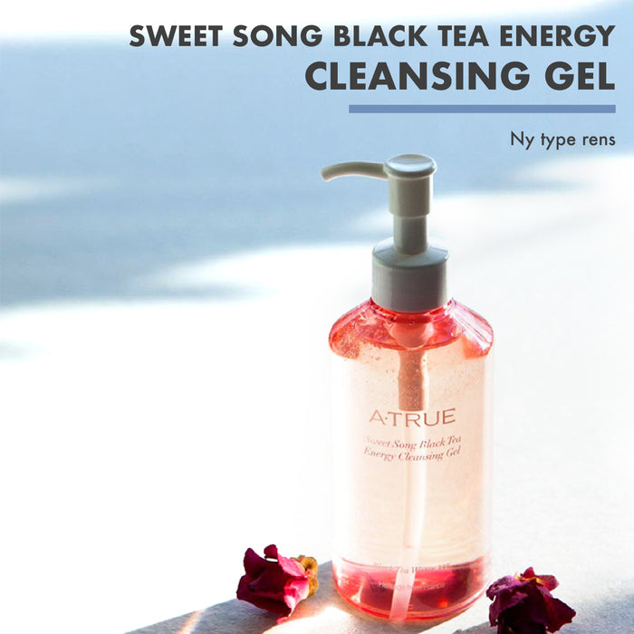 Sweet Song Black Tea Energy Cleansing Gel - Kul-Pibu