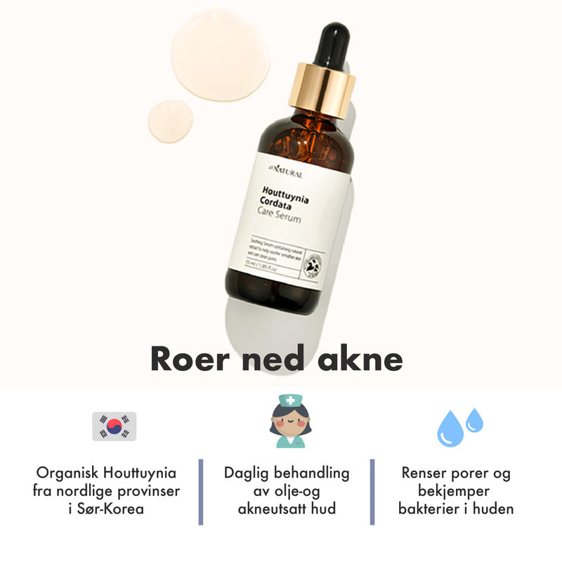 All Natural Houttuynia Cordata Care Serum - Kul-Pibu