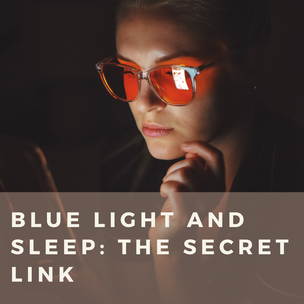Blue Light and Sleep: The Secret Link