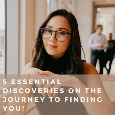 KN Discloses The 5 Essential Discoveries On the Journey to Finding YOU!