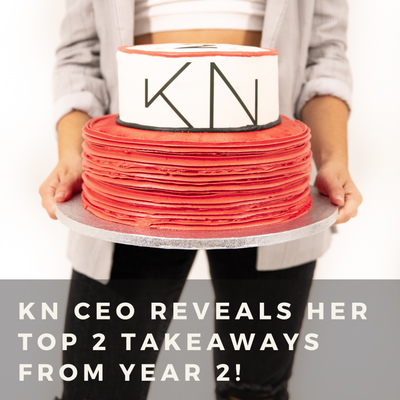 KN CEO Reveals Her Top 2 Takeaways From Year 2