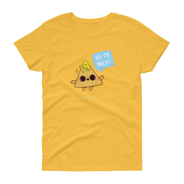I'm Nacho - Women's Short Sleeve T-shirt
