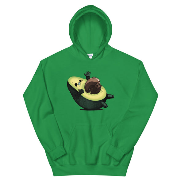 AvocAlien - Hooded Sweatshirt