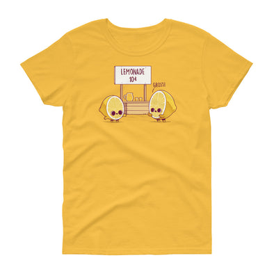 Lemonade Stand - Women's short sleeve t-shirt