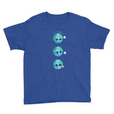 Lonely Planet - Youth Short Sleeve T-Shirt