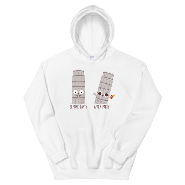 Before After Party - Hooded Sweatshirt