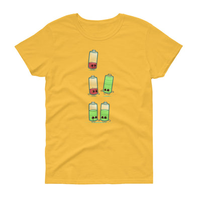 Low Battery - Women's Short Sleeve T-shirt