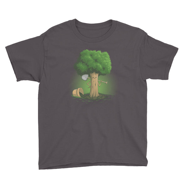 Plant a Tree - Youth Short Sleeve T-Shirt