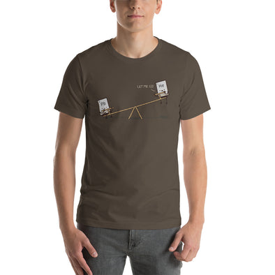 Bully - Short-Sleeve Unisex T-Shirt