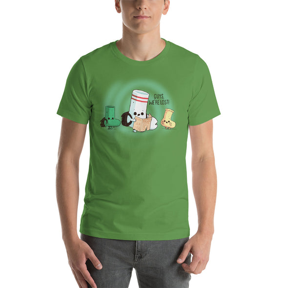 Lost Socks - Short-Sleeve Unisex T-Shirt
