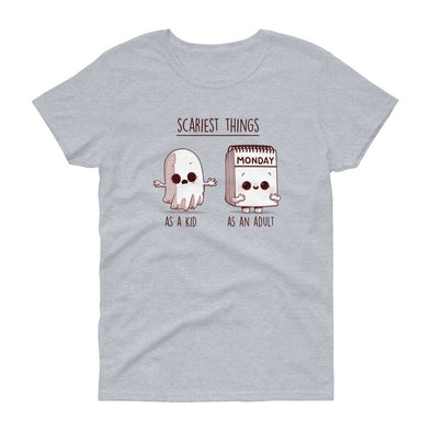 Scary Things - Women's Short Sleeve T-shirt
