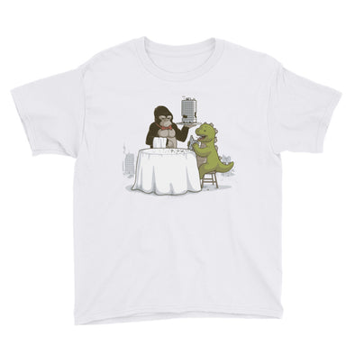 Crunchy meal - Youth Short Sleeve T-Shirt