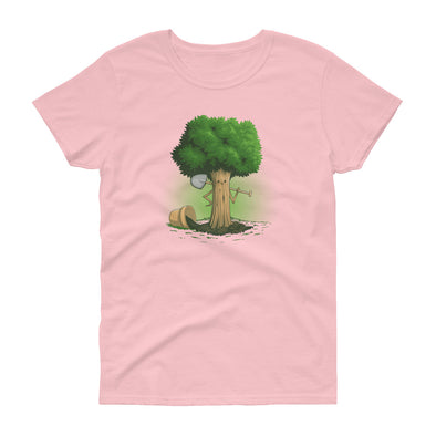 Plant A Tree - Women's Short Sleeve T-shirt