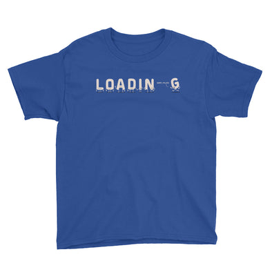 Loading - Youth Short Sleeve T-Shirt