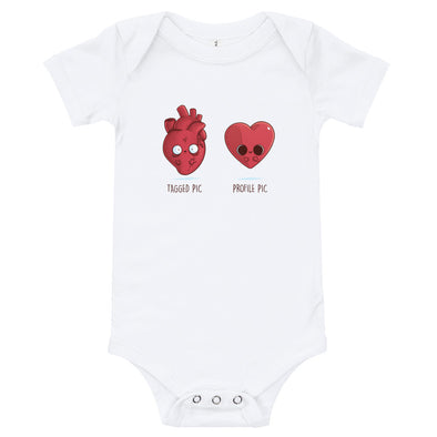 Profile Pic - Baby Bodysuit Short Sleeve