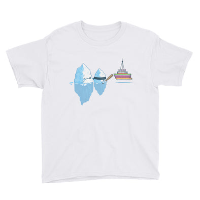 Iceberg Traditions - Youth Short Sleeve T-Shirt
