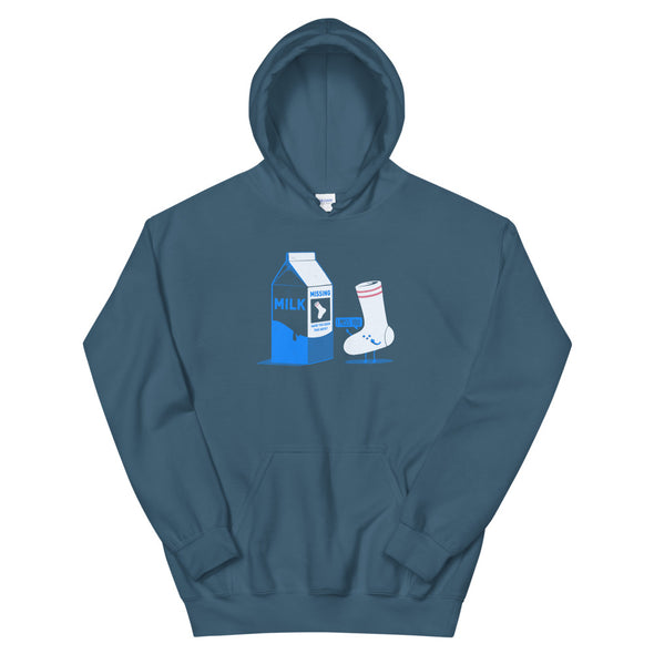 Missing Sock - Hooded Sweatshirt