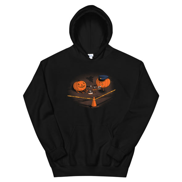 Crime Scene - Hooded Sweatshirt