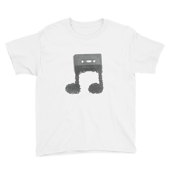 Made of Music - Youth Short Sleeve T-Shirt
