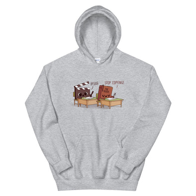 Creativity Test - Hooded Sweatshirt