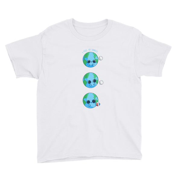 Lonely Planet - Anvil 990B Youth Lightweight Fashion T-Shirt