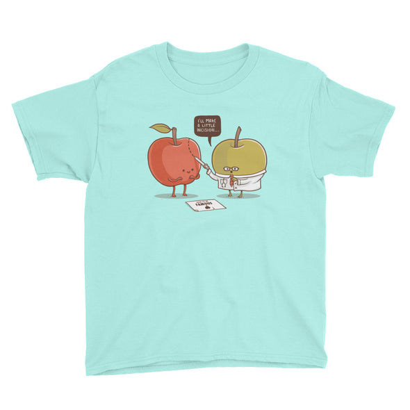Famous Apple - Youth Short Sleeve T-Shirt