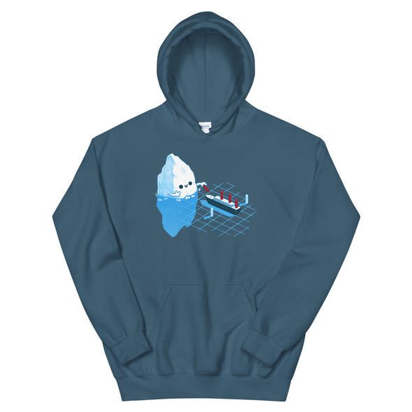 Iceberg Games - Hooded Sweatshirt
