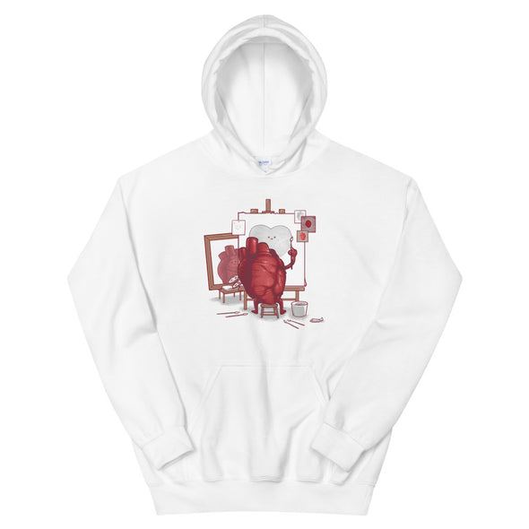Self Portrait - Hooded Sweatshirt
