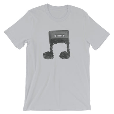 Made Of Music - Short Sleeve Unisex T-Shirt