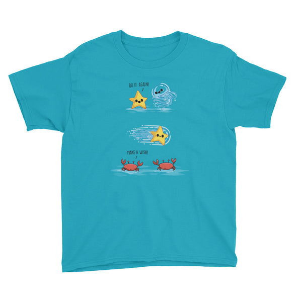 Make a Wish - Youth Short Sleeve T-Shirt