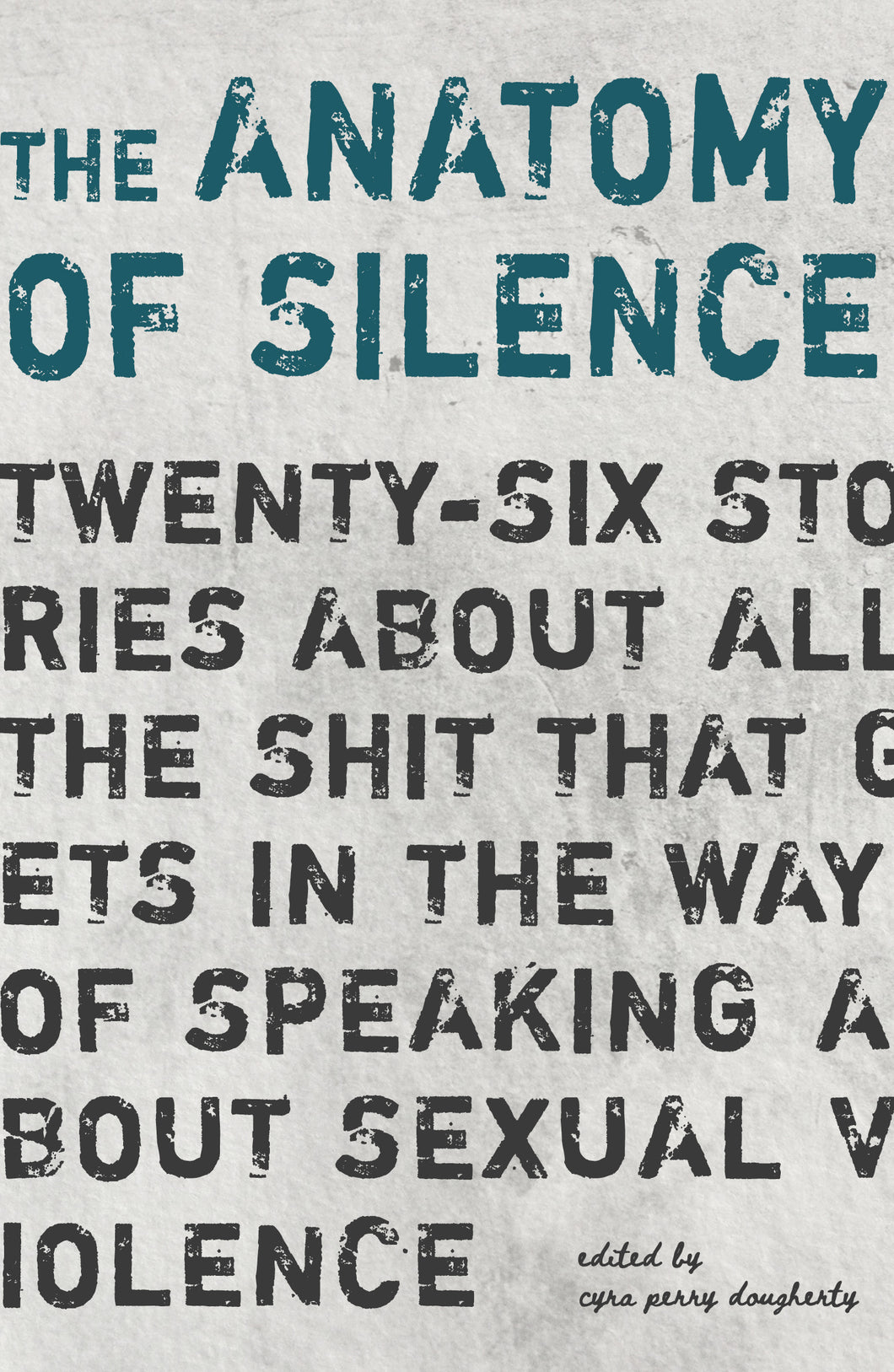 The Anatomy of Silence