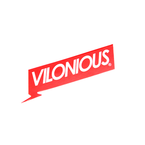 Vilonious Strike Logo Stickers