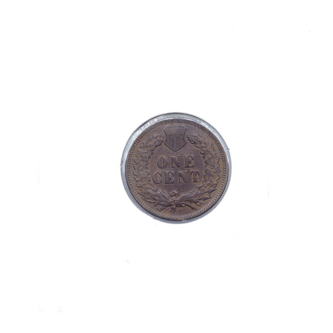US Coins 1906 Indian Head Penny AU