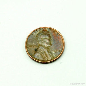 US Coins 1945 Lincoln Wheat Penny XF - indypicker-com