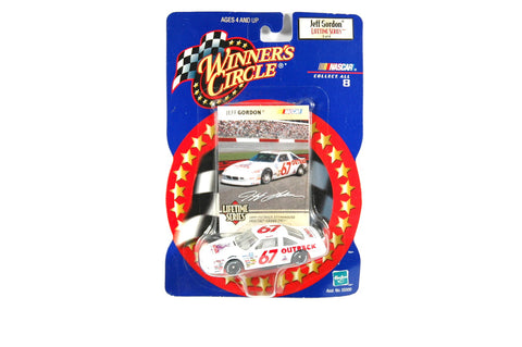 Hasbro Winners Circle Jeff Gordon No 67 Outback Diecast Collectible