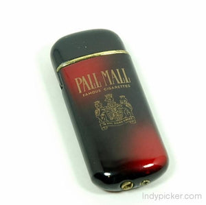Vintage Pall Mall Cigarette Lighter Butane - indypicker-com
